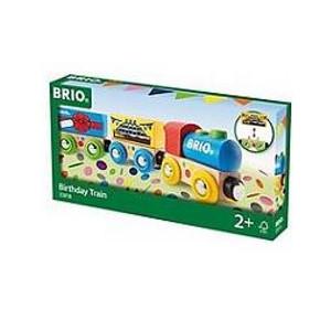 瑞典 BRIO 火车系列 生日庆典火车模型玩具 109元包邮