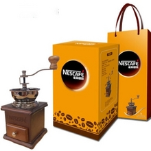 Nestle 雀巢  即饮咖啡180ml*8罐+研磨器 49.5元(下单5折)