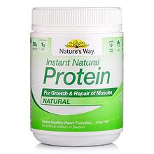 前1小时半价# Nature Way 澳洲天然大豆蛋白粉 375g 27日7点 49.5元(99-49.5)