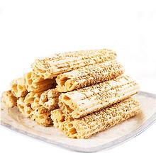 山东特产# 五兄弟 大刘庄传统手工小吃芝麻糖 250g*4 19.8元包邮(29.8-10券)