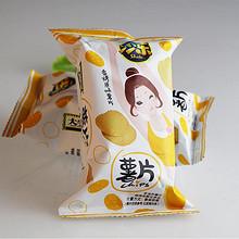 美味零食# 沙乐 非油炸薯片 9包*36g 17.9元包邮(22.9-5券)