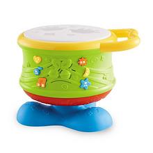 快乐学习# 优乐恩 音乐手拍鼓儿童玩具 25元包邮(35-10券)