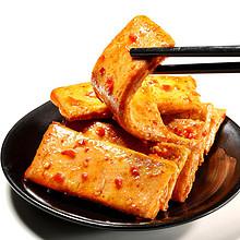 湖南特产# 邬辣妈 鱼豆腐零食 20包*2  19.8元包邮(24.8-5券)