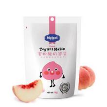 营养美味# 美康喜 水果酸奶溶豆 5袋 29元包邮(129-100券)