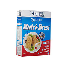欢乐颂同款# Nutri-brex 新康利 即食冲饮麦片 1.4kg 44.8元包邮(49-10券+5.8)