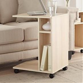 居家好物# 雅客集 可移动沙发桌边桌 89元包邮