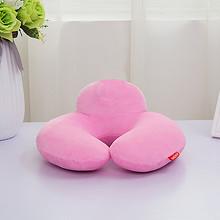 米娜春天 办公室午睡卡通U型枕头  9.9元包邮(19.9-10券)