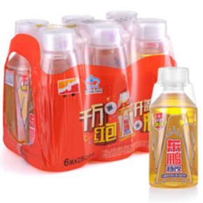 东鹏特饮 维生素功能饮料 250ML*6瓶 15.9元