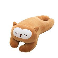 舒适午睡# 贝乐宠物园 可爱卡通动物午睡趴趴枕 12.9元包邮(27.9-15券)