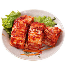 朝鲜族风味# 初喜 正宗酸辣白菜 1000g 12.9元包邮(22.9-10券)