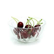 安全无铅# 夸克 家用透明浪花玻璃碗 4.5寸 3元包邮(5-2券)