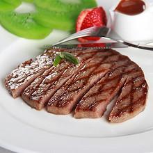 肉细多汁# 闲功夫 家庭牛排套餐 10片 69元包邮(109-40券)