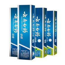 改善牙龈# 云南白药 牙膏经典香型 4支 780g 88元包邮(113.2-25.2)