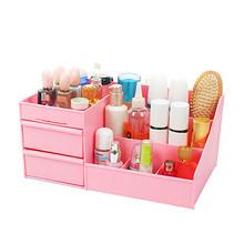 收纳管家# 印象树 化妆品桌面收纳盒 9.9元包邮(14.9-5券)
