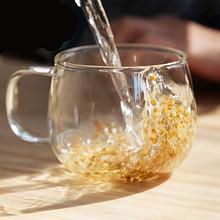 买茶送杯# 茶硕士  四川凉山黄苦荞茶罐装 200ml 6.8元包邮(7.8-1券)