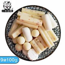 内蒙古特产# 小牛很忙 9种奶酪品种 共900g 19.9元包邮(39.9-20券)