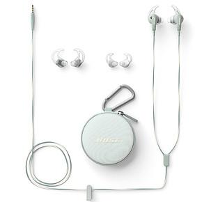 Bose 耳塞式运动耳机 Audio灰白 499元包邮