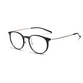 HAN  复古圆框光学眼镜架 69元包邮(109-40券)