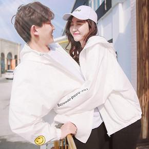 慕锦记 新款韩版情侣宽松短款薄款棒球服外套 58元包邮 (79-20券)
