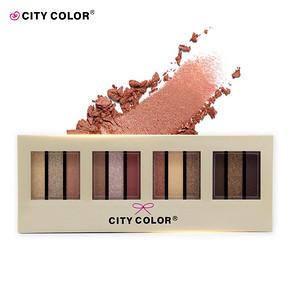 city color 12色焕彩眼影盘 29元包邮(89-60券)