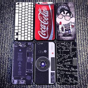 多款可选# CONNER  iphone6系类手机壳 9.9元包邮(24.9-15券)