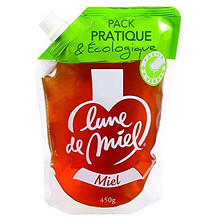 营养健康# Lune de miel 蜜月 原味蜂蜜便利装 450g 29.9元