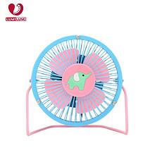 前5分钟半价# 迷你小风扇 创意电风扇 5.9元(11.8-5.9)
