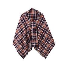 MUJI 无印良品 F4SD210 女士棉麻披肩     139元