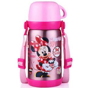 多款可选# 迪士尼 儿童不锈钢真保温壶 600ml 折36.5元(209.7-100券)