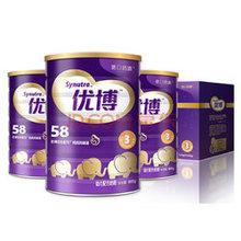 圣元 优博幼儿配方奶粉3段 900g*3罐+400g 439元包邮