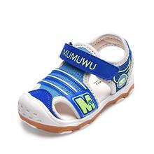 前10分钟# 木木屋 儿童凉鞋机能学步鞋 21点 34.9元包邮(54.9返20)