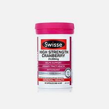 健康指南# Swisse 高浓度蔓越莓精华30粒 39元包邮