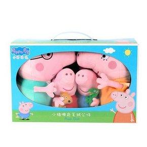 Peppa Pig 一家四口小礼盒 89元