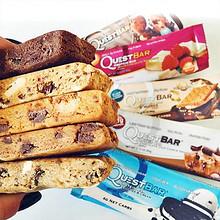 前20分钟半价# QuestBar乳清蛋白棒12根 99.5元包邮(199返99.5元)