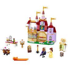 六一好礼# 乐高 迪士尼精灵系列女孩拼接积木玩具 289元包邮(199-100券)