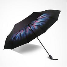 夏日必备# 三折黑胶晴雨两用伞 29.9元