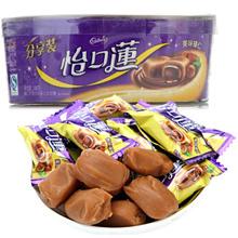 怡口莲 巧克力味夹心太妃糖 188g 折10元(20,99-50)