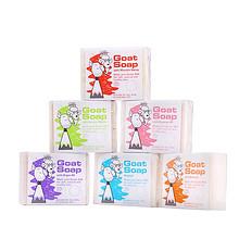 前30分钟半价#Goat Soap 羊奶皂100g*6 39.5元包邮(79返39.5)