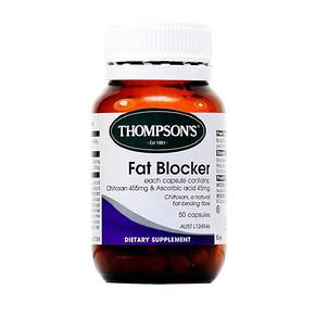 THOMPSON'S 汤普森 脂肪阻断剂 50粒 36.6元