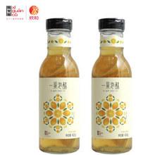 秒杀预告# 欣和 柠檬蜂蜜泡醋410g*2瓶 20点 1元秒杀(库存100)