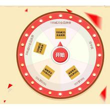 幸运大转盘# 京东 PLUS会员抽奖 赢全品类优惠券