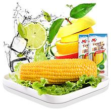 东北原产真空水果甜玉米220gX10支*2 44.8元包邮(第2件半价)