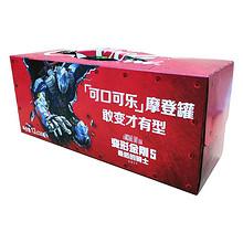 冰爽一夏# 可口可乐 变形金刚礼盒装330ml*12罐 9.9元包邮