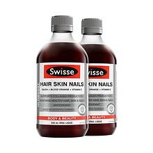 前5分钟半价# swisse 胶原蛋白液500ml*2 154元包邮(308返154)