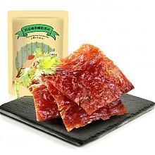 良品铺子 风味猪肉脯肉干 100g*12包 82.8元