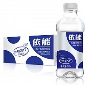 健康生活# 依能  加锌苏打水 350ml*15瓶 18.9元