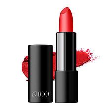 前10分钟半价# Nico 哑光口红保湿不脱色唇膏 16点抢 12.9元(24.9-12)