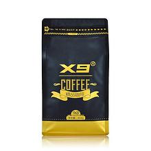 买1送1# X9 特浓意式咖啡豆 454g*2件 39.9元包邮(59.9-20券)