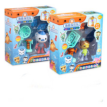 益智玩具 # 海底小纵队戏水过家家玩具2盒  14.9元包邮(19.9-5券)