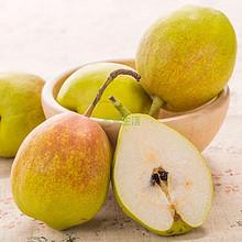 现摘多汁# 美丽水果 新鲜香梨子3斤 19.9元包邮29.9-10券)